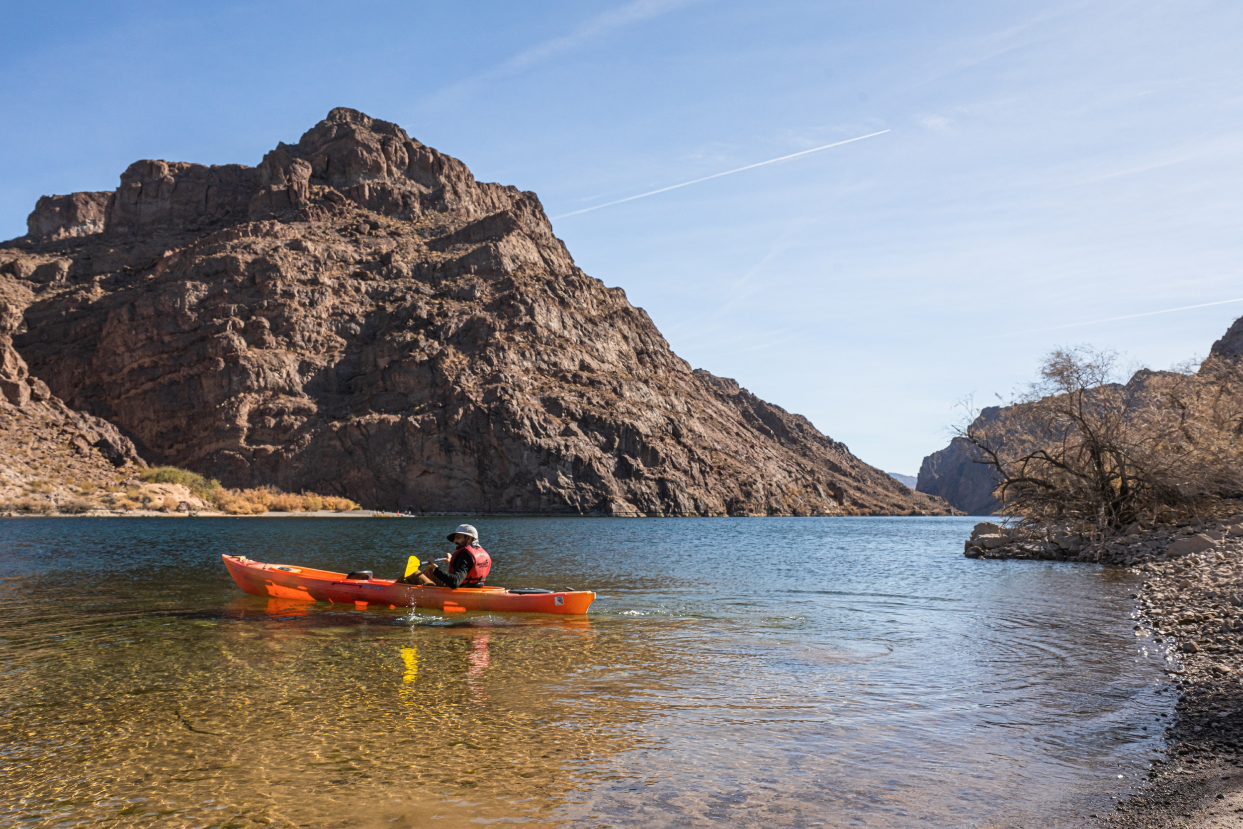 Best self-guided trip to Emerald Cove kayak 4